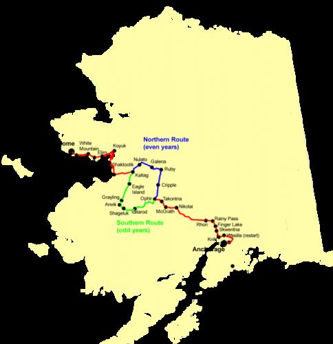 581px-Alaska_iditarod_route